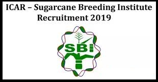 Sugarcane Breeding Institute(SBI) Jobs