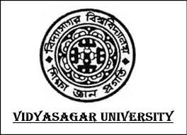 Vidyasagar University Notification 2019