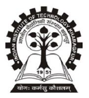IIT KHARAGPUR Notification 2020 – Opening  for Various Officer Posts