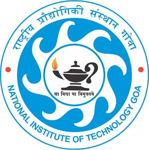 NIT Goa Notification 2021