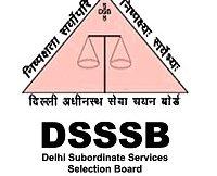 DSSSB Degree