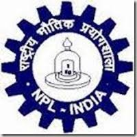 NPL Notification 2020 – Opening for Various JRF Posts