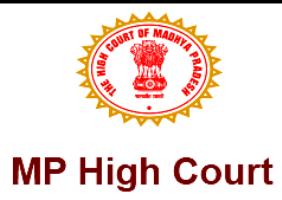 MP High Court Notification