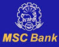 MSC Bank Notification 2020