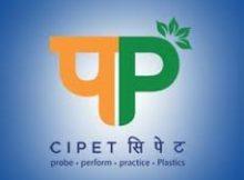 CIPET Notification 2020