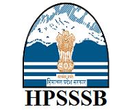 HPSSSB Notification 2020