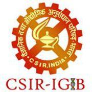 CSIR-IGIB Notification