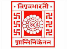 Visva Bharati Santiniketan Notification 2020