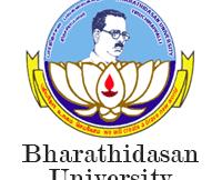 Bharathidasan University Notification 2020