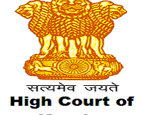 High Court of Kerala Notification 2020