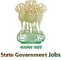 Latest State Govt Jobs