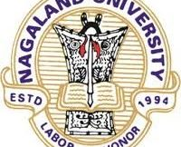 Nagaland University Notification 2020