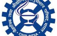 CSIR Madras Complex Notification