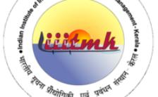 IIITM Kerala Notification 2020