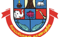 Madurai Kamaraj University Notification 2020