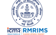 RMRIMS Notification 2020 – Opening for Various Project Assistant Posts