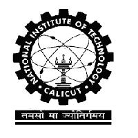 NIT Calicut Notification 2021