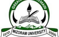 Mizoram University Notification 2020 – Openings for Various Technical Assistant Posts