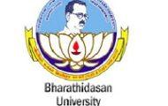 Bharathidasan University Notification 2021 – Opening for Various JRF post