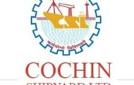 Cochin Shipyard Recruiment