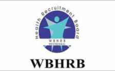 WB HEALTH Notification 2021 – Opening for 466 Staff Nurse Posts