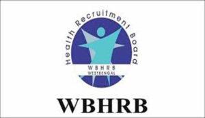 WBHRB Notification 2021