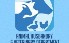 Animal Husbandry & Veterinary Dept Notification 2021