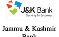 J&K Bank Notification 2021 – Openings For 48 Office Assistant Posts