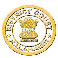 Kalahandi District Court Notification 2021
