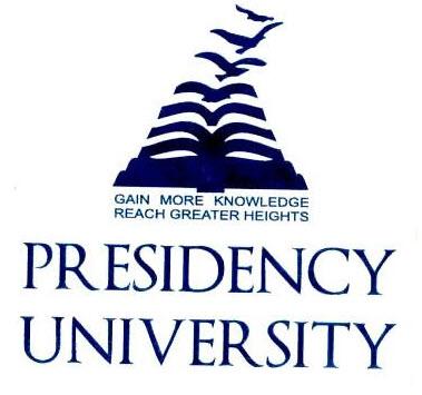 Presidency University Notification 2021
